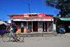 Toamasina / Tamatave, Madagascar: an 'Hotely' serving Malgasy fast food and the ever present Chinese soup  - photo by M.Torres