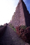 Funchal: Forte Pico - as muralhas / Pico fort - the ramparts - photo by F.Rigaud