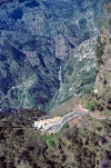 Madeira - Curral das Freiras: fotografia aerea / from the air - photo by F.Rigaud
