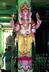 Malaysia - George Town - Penang / Pinang / Prince of Wales island / PEN: Lord Ganesh - Lord of Obstacles, Lord of Beginnings - photo by J.Kaman