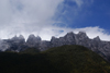 Mount Kinabalu, Sabah, Borneo, Malaysia: the naked peaks of Mount Kinabalu, seen from Mesilau trail - photo by A.Ferrari