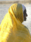 Maldives Local Muslim woman (photo by B.Cain)