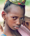 Mali - Peul / Fulani / Fula woman - photo by N.Cabana