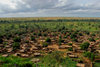 Bandiagara Escarpment, Dogon country, Mopti region, Mali: vew over a Dogon village - photo by J.Pemberton