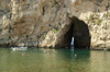 Malta - Gozo: Dwejra bay - cave entrance (photo by  A.Ferrari )