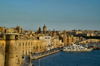 Malta: Vittoriosa - western waterfront (photo by A.Ferrari)