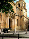 Malta: Malta: Valletta - St John's church / chiesa di San Giovanni (photo by ve*)