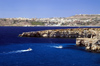 Malta - Comino: view towards Mgarr in Gozo (photo by A.Ferrari)