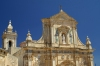 Gozo / Ghawdex: Victoria - St Mary's Cathedral (photo by  A.Ferrari )