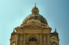 Gozo / Ghawdex: Xewkija - Church dome - otunda of Xewkija dedicated to St John the Baptist (photo by  A.Ferrari )