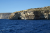 Malta - Gozo / Ghawdex: Ta' Cenc cliffs - southern coast (photo by  A.Ferrari )