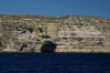Malta - Gozo / Ghawdex: Southern coast - cave (photo by  A.Ferrari )