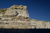 Malta - Gozo / Ghawdex: Southern coast - cliffs (photo by  A.Ferrari)