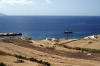 Gozo / Ghawdex: Mgarr - view from Fort Chambray (photo by  A.Ferrari )