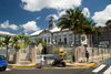 Fort-de-France, Martinique: H�tel de Ville, modeled after the Petit Trianon at Versailles - photo by D.Smith