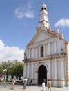Mexico - Xalapa: church / iglesia (photo by A.Caudron)