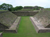 Mexico - Monte Alb�n: ball court - Unesco world heritage (photo by A.Caudron)