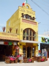 Mexico - Playa del Carmen / PCM (Quintana Roo state): casa tequila (photo by A.Caudron)