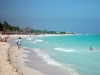 Mexico / Mejico - Playa del Carmen / PCM (Quintana Roo state): beach II (photo by A.Caudron)