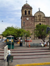 32  Mexico - Jalisco state - tequila - town square - photo by G.Frysinger