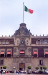 Mexico City: National Palace - Zocalo / Palacio Nacional (photo by M.Torres)