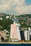 Mexico - Acapulco de Juarez / ACA (Guerrero state): beach and hotels - photo by  D.Smith