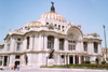 Mexico City: Palace of Fine Arts (theather and opera) - architects: Adamo Boari and Federico Mariscal / Palacio de Bellas Artes (photo by M.Torres)