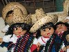Mexico - Valladolid? (Yucat�n): Mu�ecas mexicanas / Mexican dolls (photo by Angel Hern�ndez)