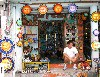 Mexico - Isla Mujeres (Yucat�n): Tienda souvenirs / souvenir shop (photo by Angel Hern�ndez)
