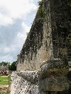 Mexico - Chichen Itza (Yucat�n): Juego de pelota / hall of the soccer game(photo by Angel Hern�ndez)