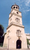 Moldova / Moldavia - Balti: bell tower of St Nicholas Cathedral - photo by M.Torres