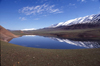 Mongolia - Kharkhiraa mountains, Altai: lake view - photo by A.Summers