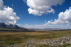 Mongolia - Open Mongolian Steppe: space - photo by A.Summers