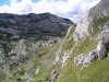 Montenegro - Crna Gora - Durmitor national park: on a mountain crest - photo by J.Kaman
