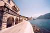 Montenegro - Crna Gora - Perast: town museum and the sea - Kotor municipality - photo by M.Torres