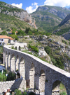Montenegro - Crna Gora - Stari Bar: old aqueduct - photo by J.Kaman