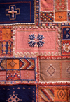 Morocco / Maroc - Ouarzazate: carpet - photo by F.Rigaud