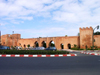 Morocco / Maroc - Rabat: wall surrounding the medina - photo by J.Kaman
