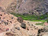 Morocco / Maroc - Jebel Toubkal / Toubkal Massif: green valley - photo by J.Kaman