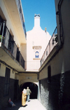 Morocco / Maroc - Tangier / Tanger: the American legation - Rue d'Amerique