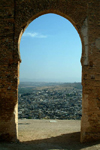 Morocco / Maroc - Fez: virtual gate to city - photo by J.Banks