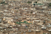 Morocco / Maroc - Fez: the Medina from above - photo by J.Banks