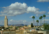 Morocco / Maroc - Marrakesh: skyline - photo by J.Banks