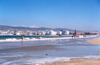 Morocco / Maroc - Tangier / Tanger: the beach and the corniche - photo by M.Torres