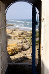 Asilah / Arzila, Morocco - view to the Atlantic ocean - photo by Sandia