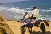 Asilah / Arzila, Morocco - cart trip - Paradise beach - photo by Sandia