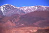 Morocco / Maroc - Atlas mountains - snow in North Africa - photo by F.Rigaud