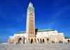 Casablanca, Morocco: Hassan II mosque, the second largest in the world - photo by M.Torres