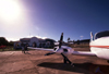Lumbo, Mozambique, Nampula province: airfield - aerodromo - photo by F.Rigaud
