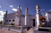 Mozambique / Moçambique - Inhambane: the new mosque / a mesquita nova - photo by F.Rigaud